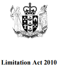 Limitation Act 2010 image
